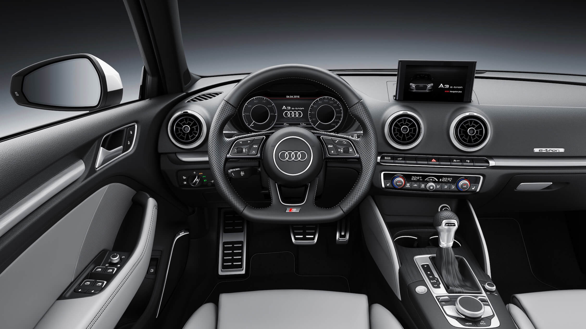 Audi A3 hybride interieur