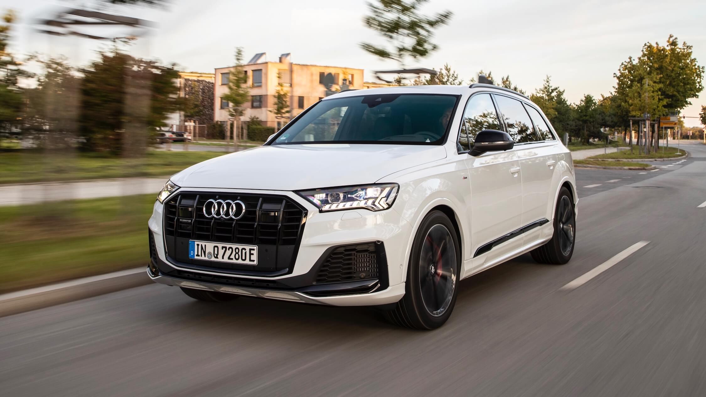 Audi Q7 hybride 2020