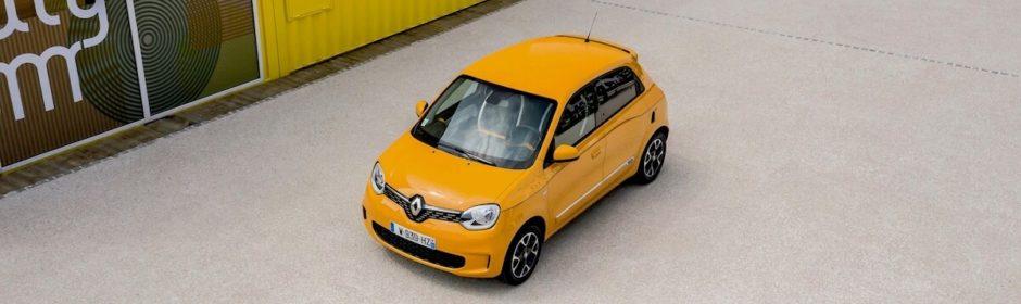 Renault Twingo Oranje