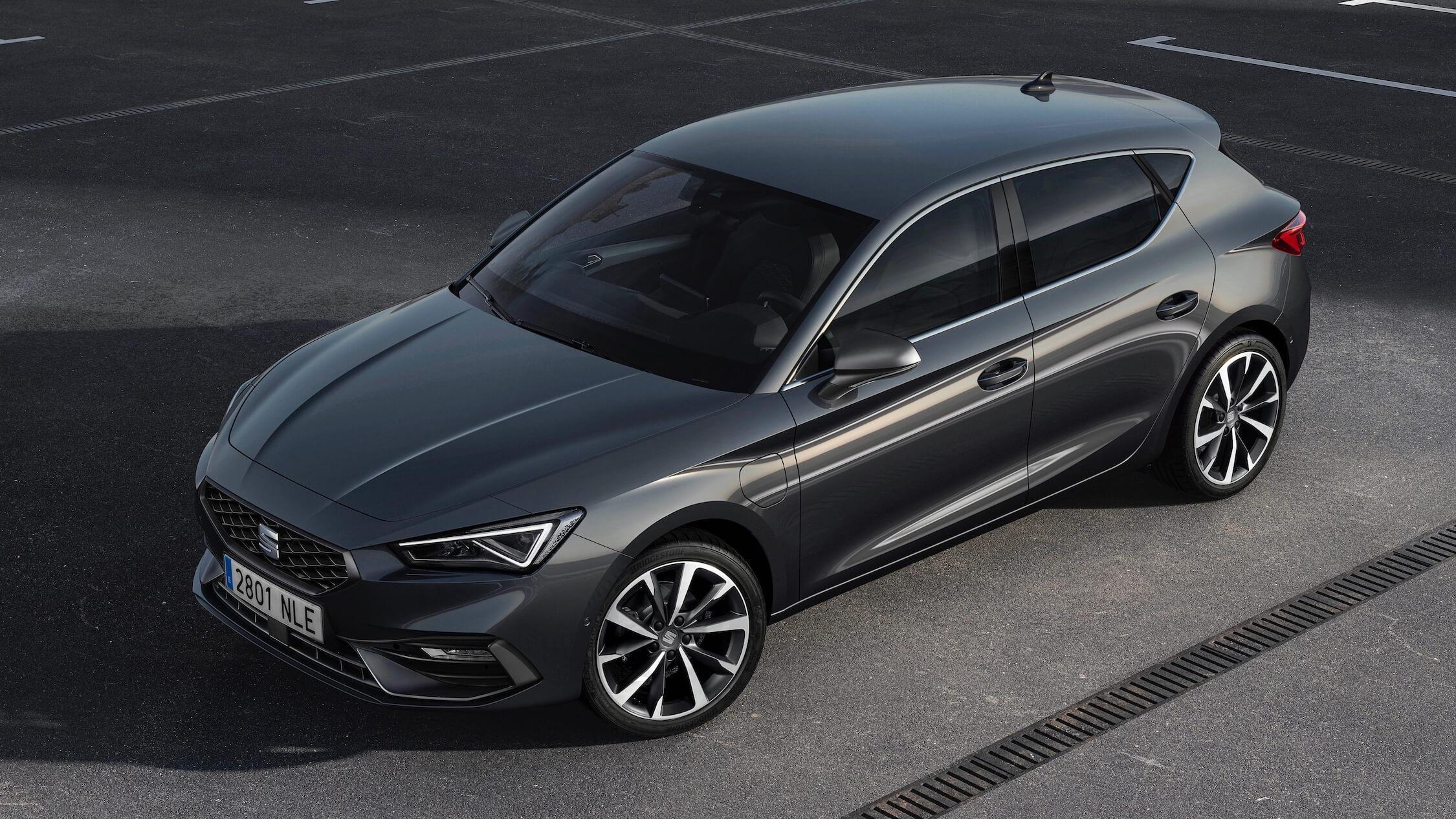 Seat Leon plug-in hybride