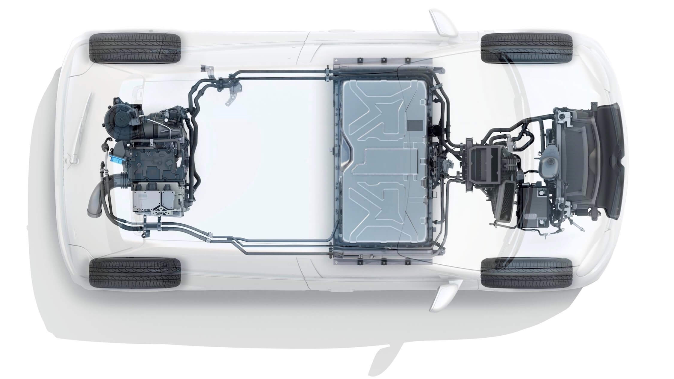 elektrische Renault Twingo ZE batterij