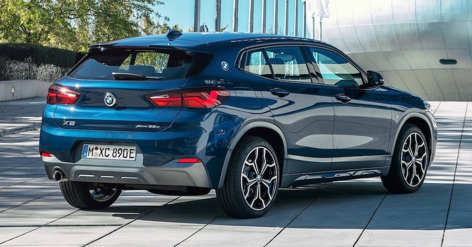 plug-in hybride BMW X2 xDrive25e