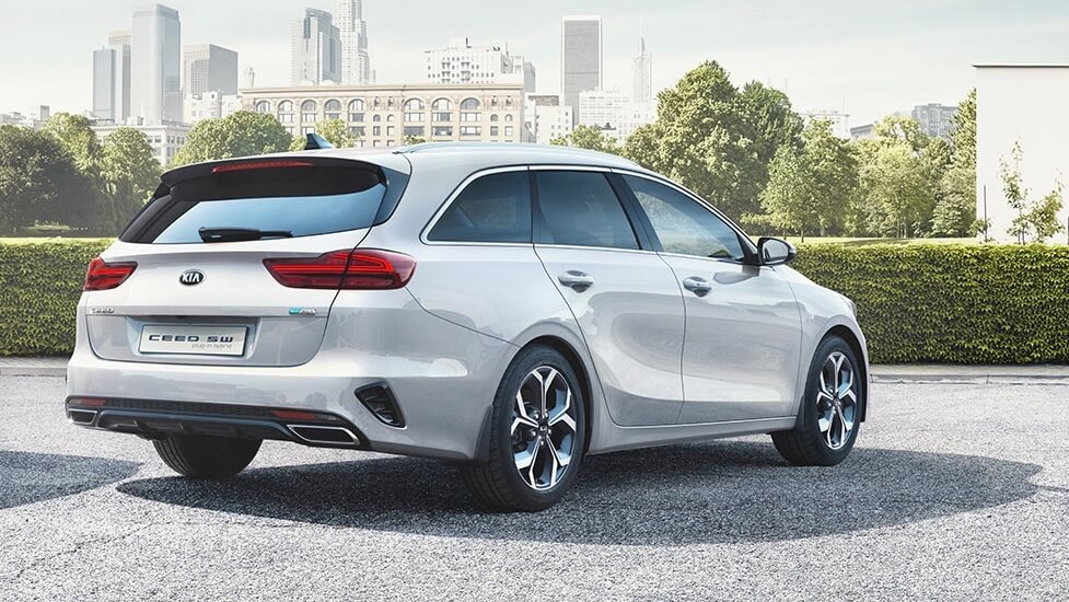 plug-in hybride Kia Ceed break