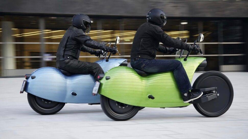 Johammer J1 elektrische motorfiets