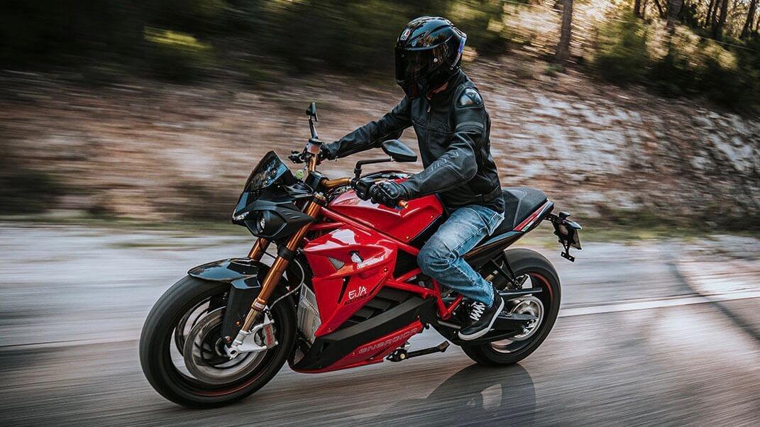 elektrische moto Energica Eva