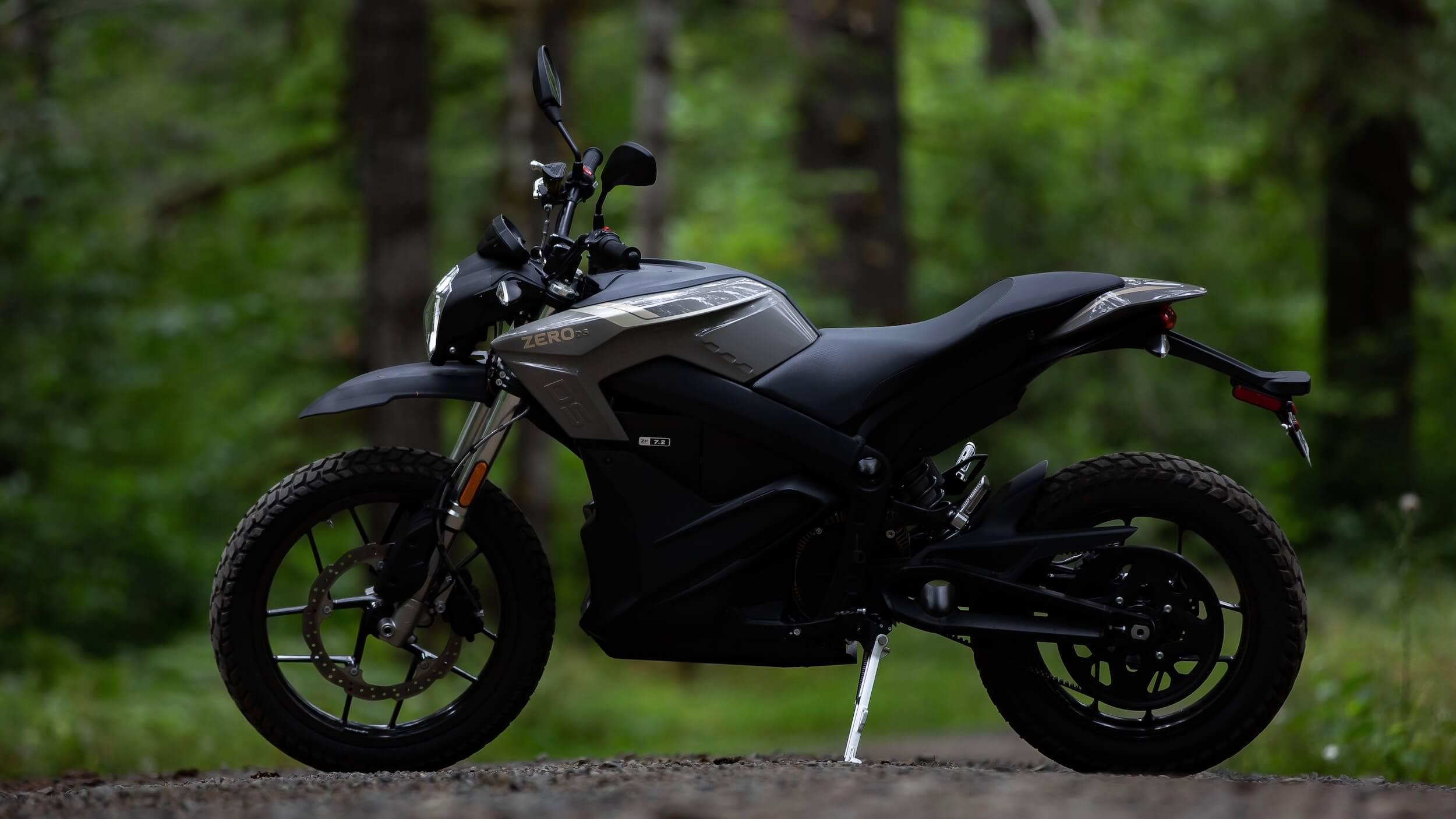 2020 Zero DS elektrische motorfiets