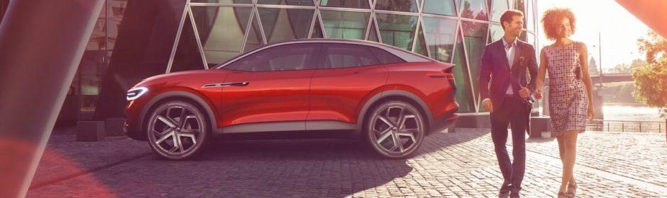elektrische Volkswagen ID.4 2021