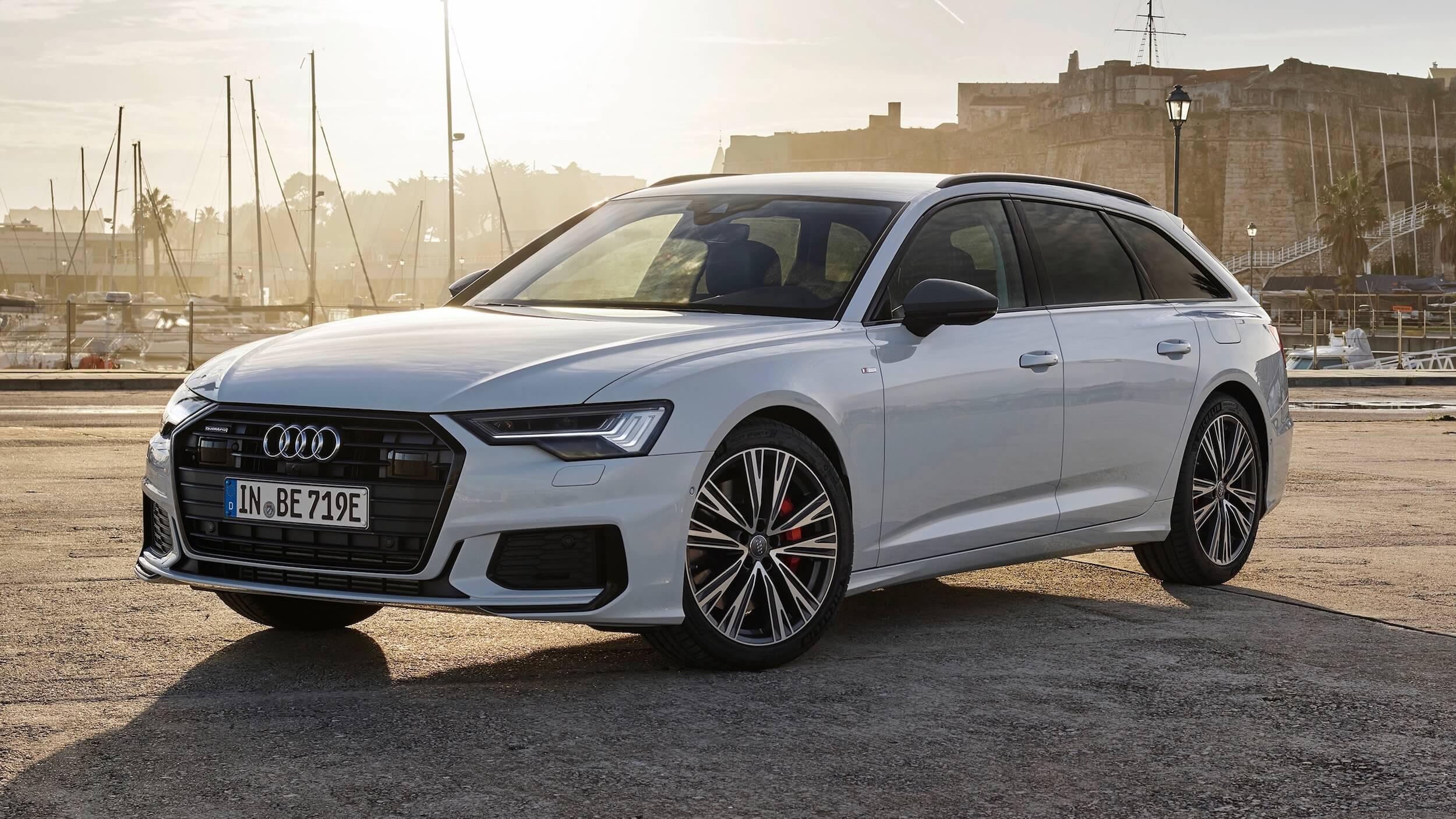 2021 Audi A6 Avant