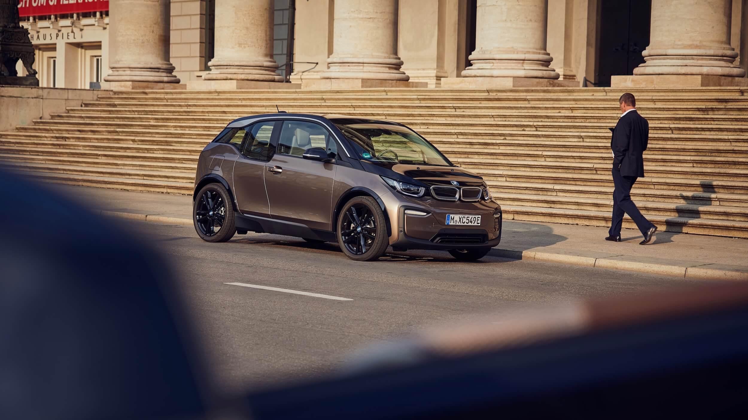 BMW i3 brons