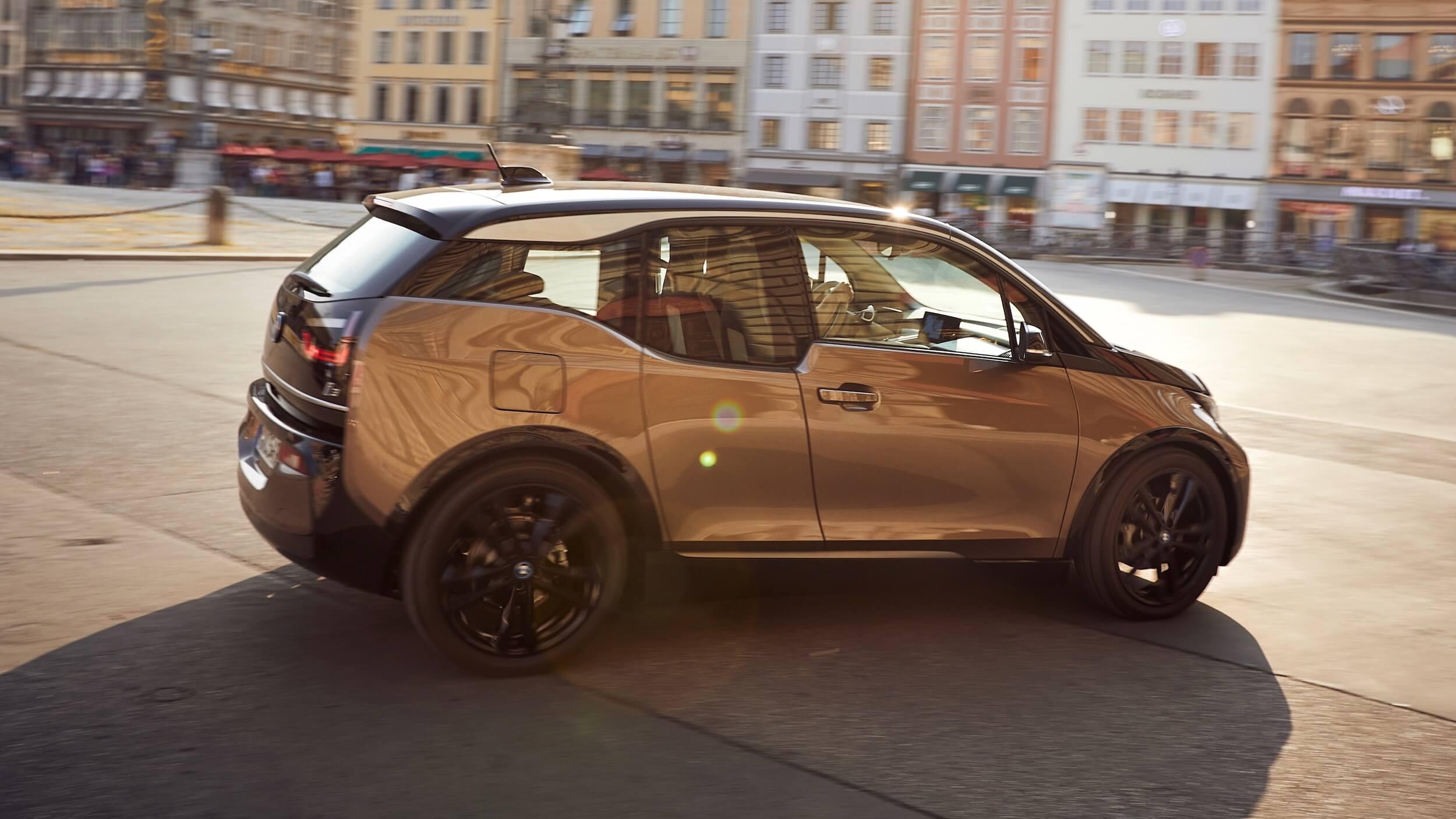 BMW i3 profiel