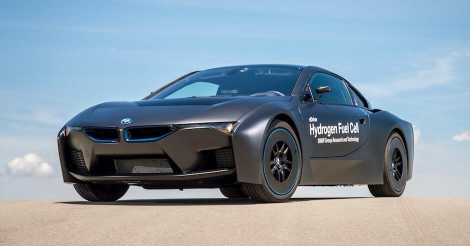 waterstofauto toekomst