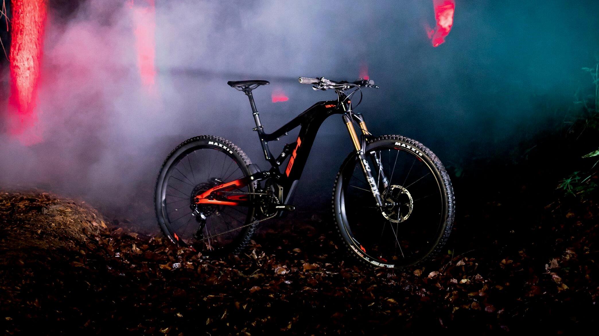 BH elektrische mountainbike