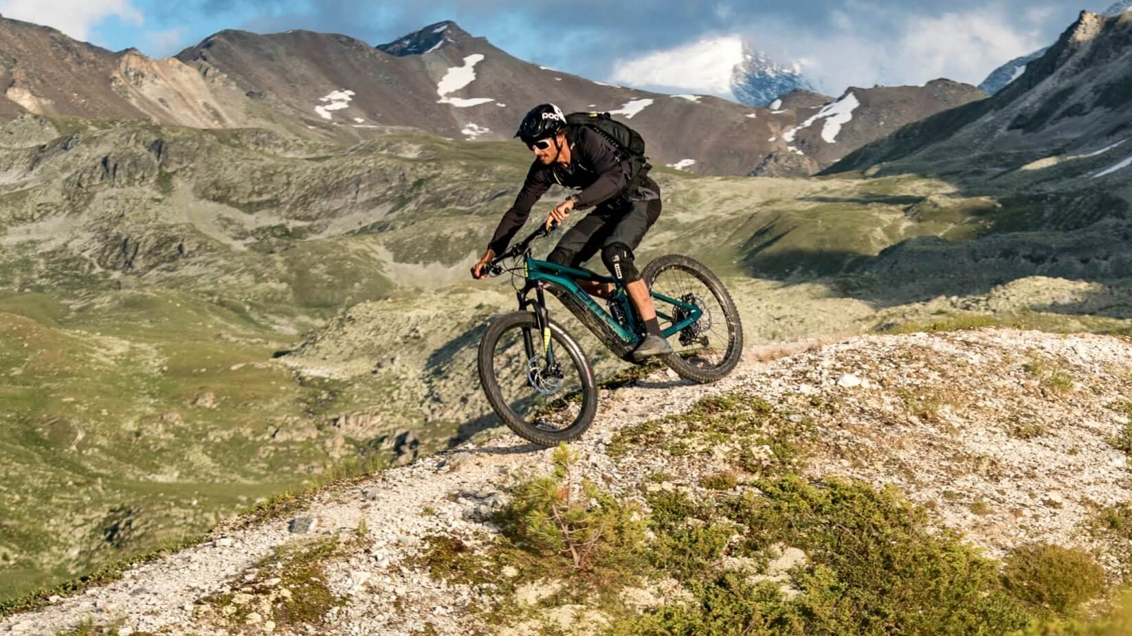 BMC Trailfox AMP elektrische mountainbike