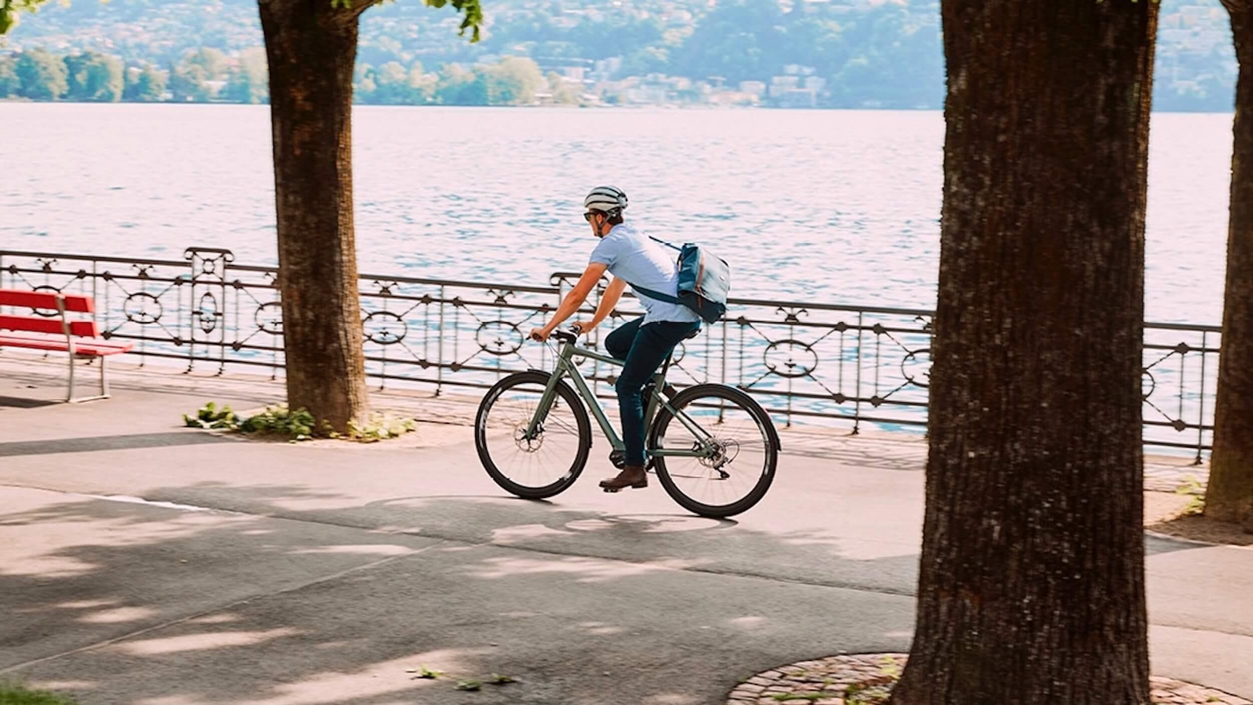 BMC elektrische fiets