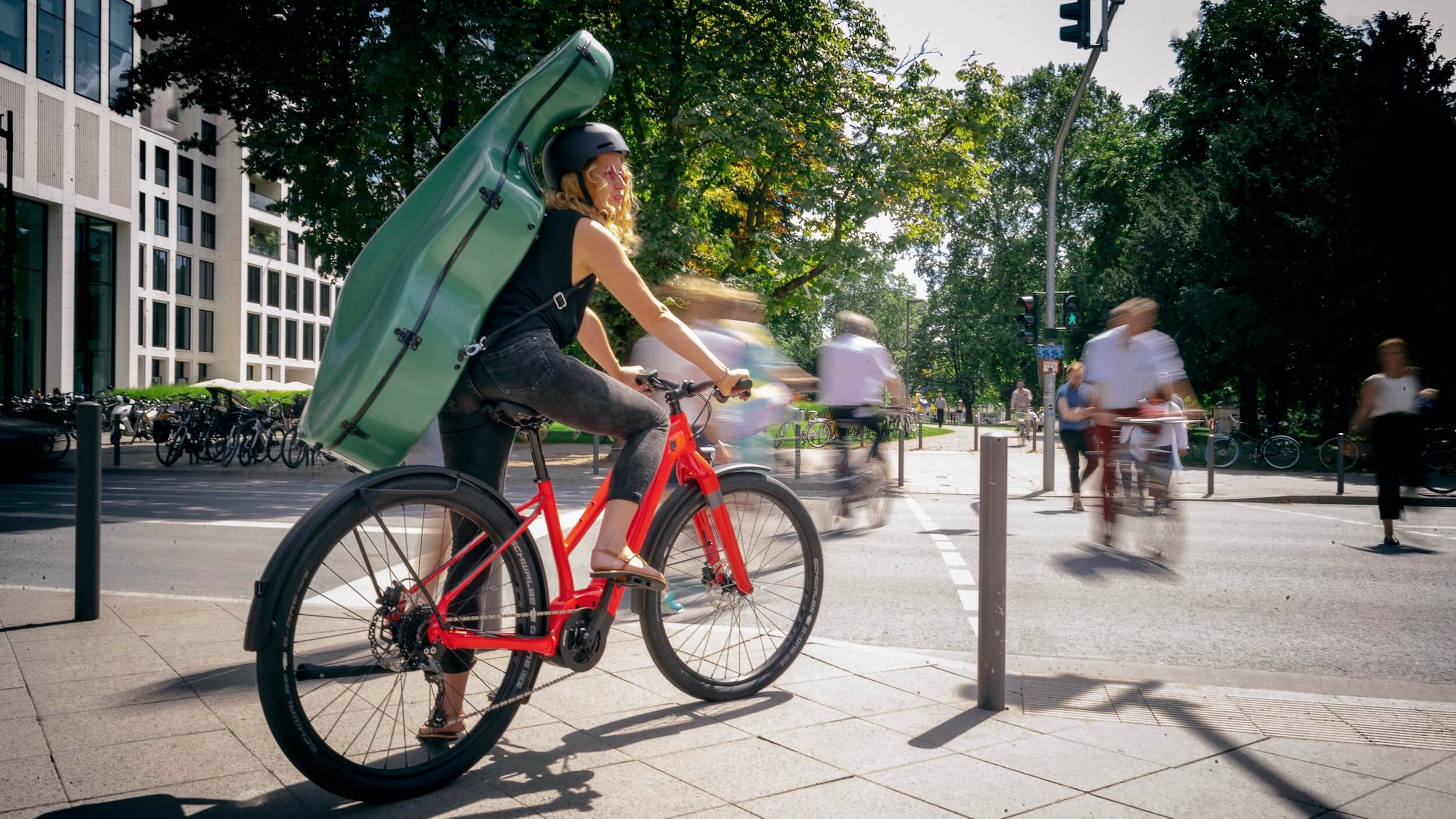 Cannondale Canvas NEO elektrische fiets
