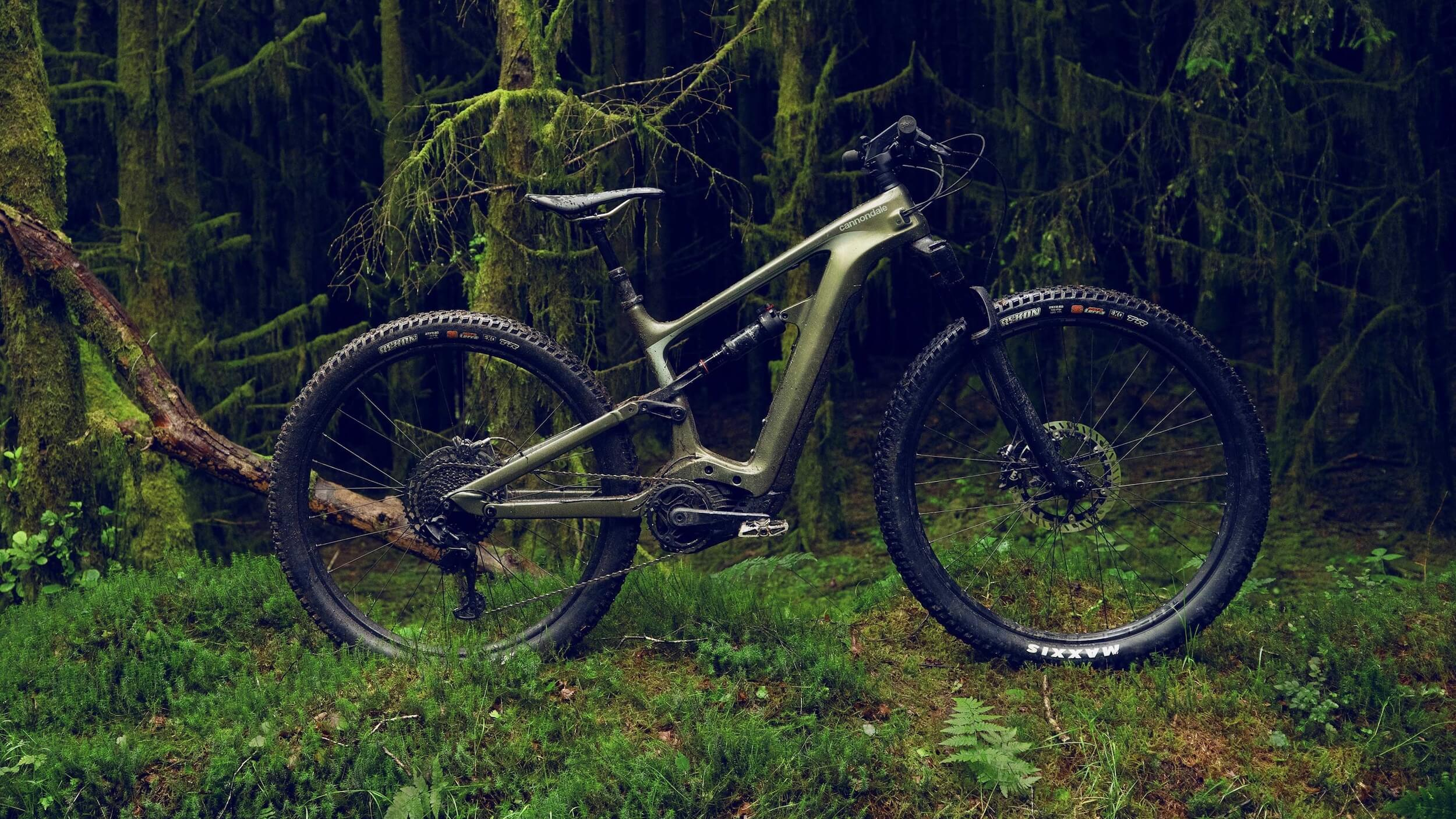 Cannondale Habit Neo elektrische mountainbike