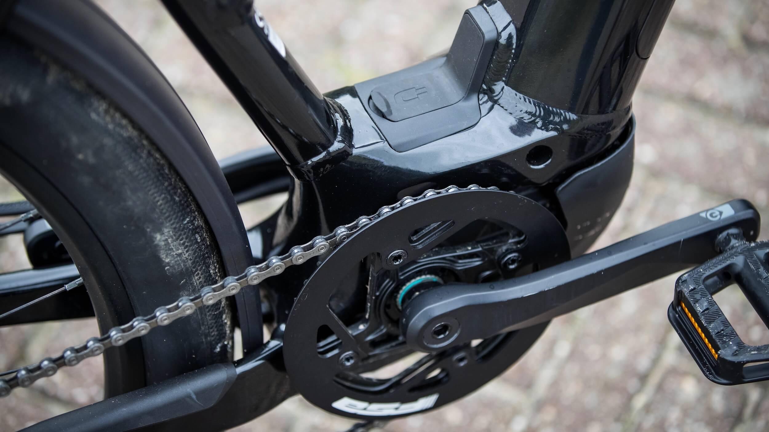 Cannondale Tesoro Neo X elektrische fiets