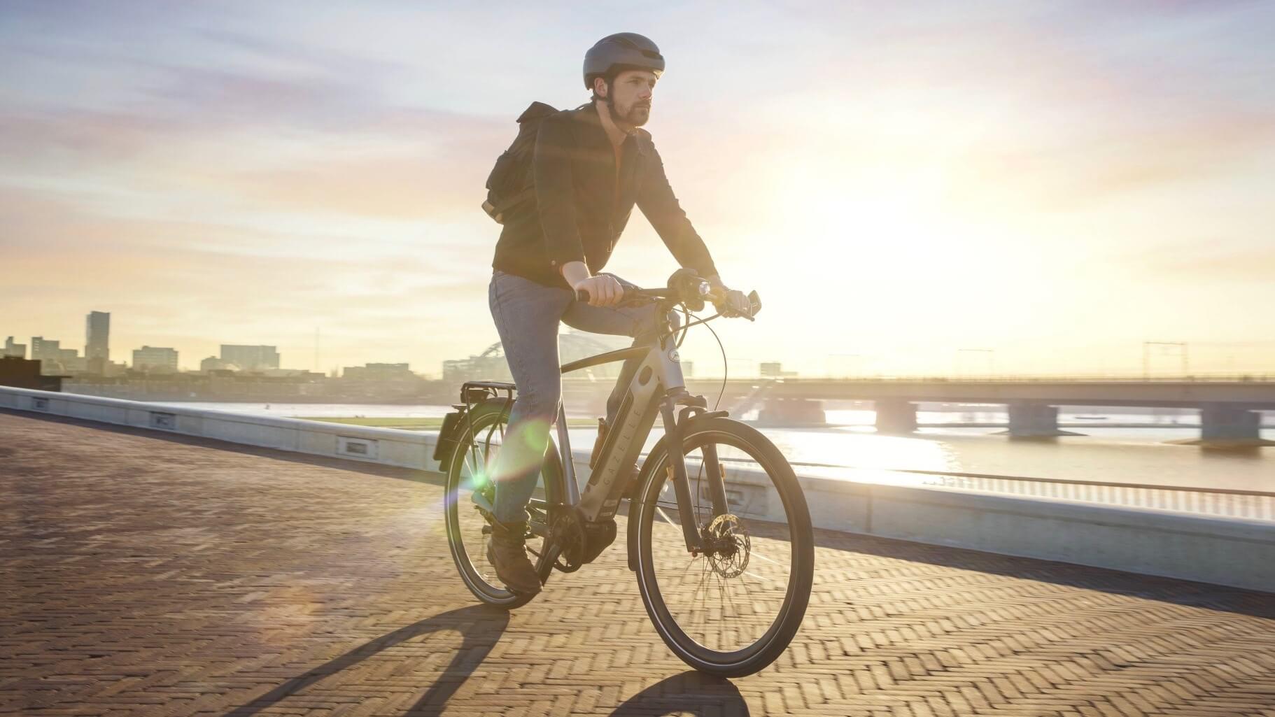 Gazelle elektrische fiets
