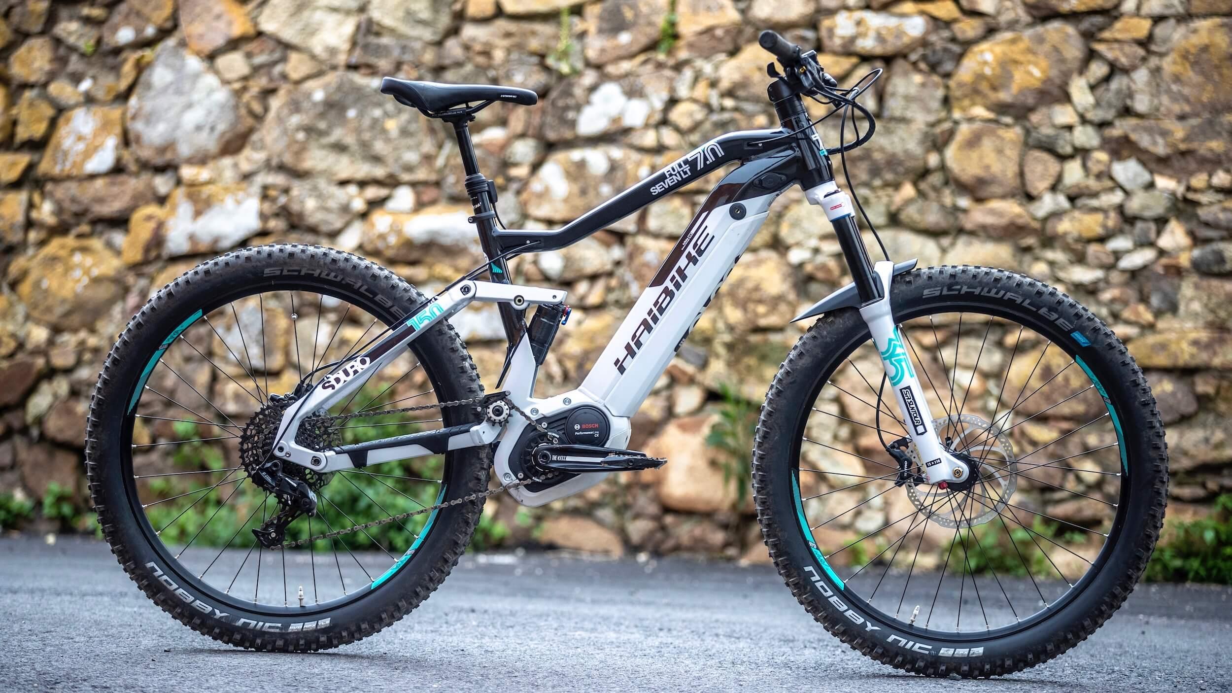 Haibike electric bike