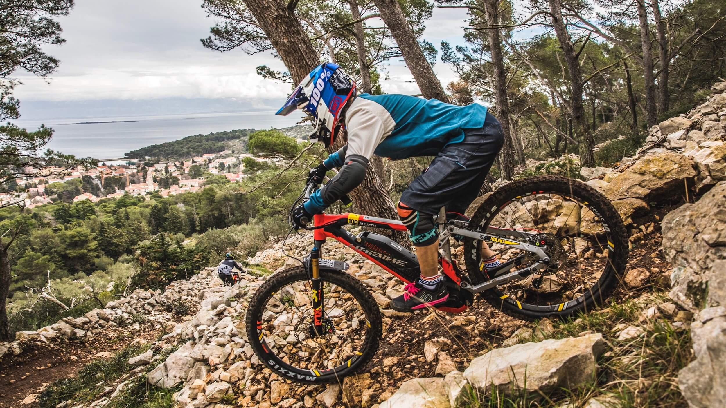 Haibike fully elektrische mountainbike