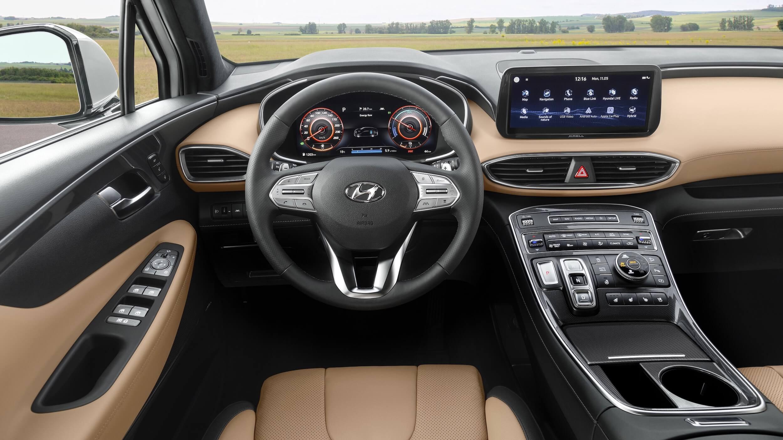 Hyundai Santa Fe PHEV 5
