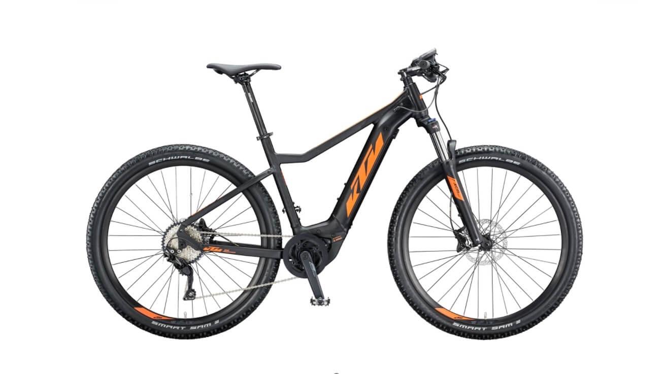 KTM elektrische mountainbike