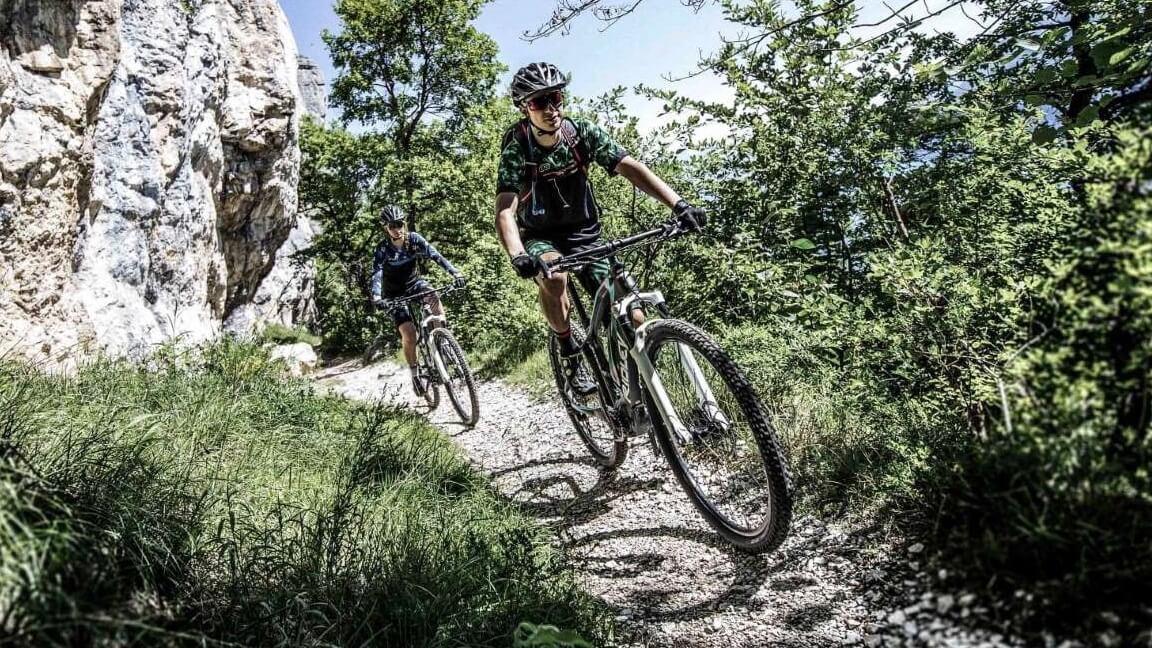 Ridley elektrische mountainbike