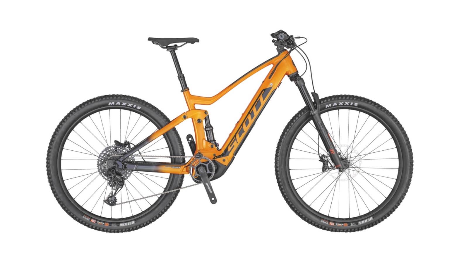 Scott fully elektrische mountainbike