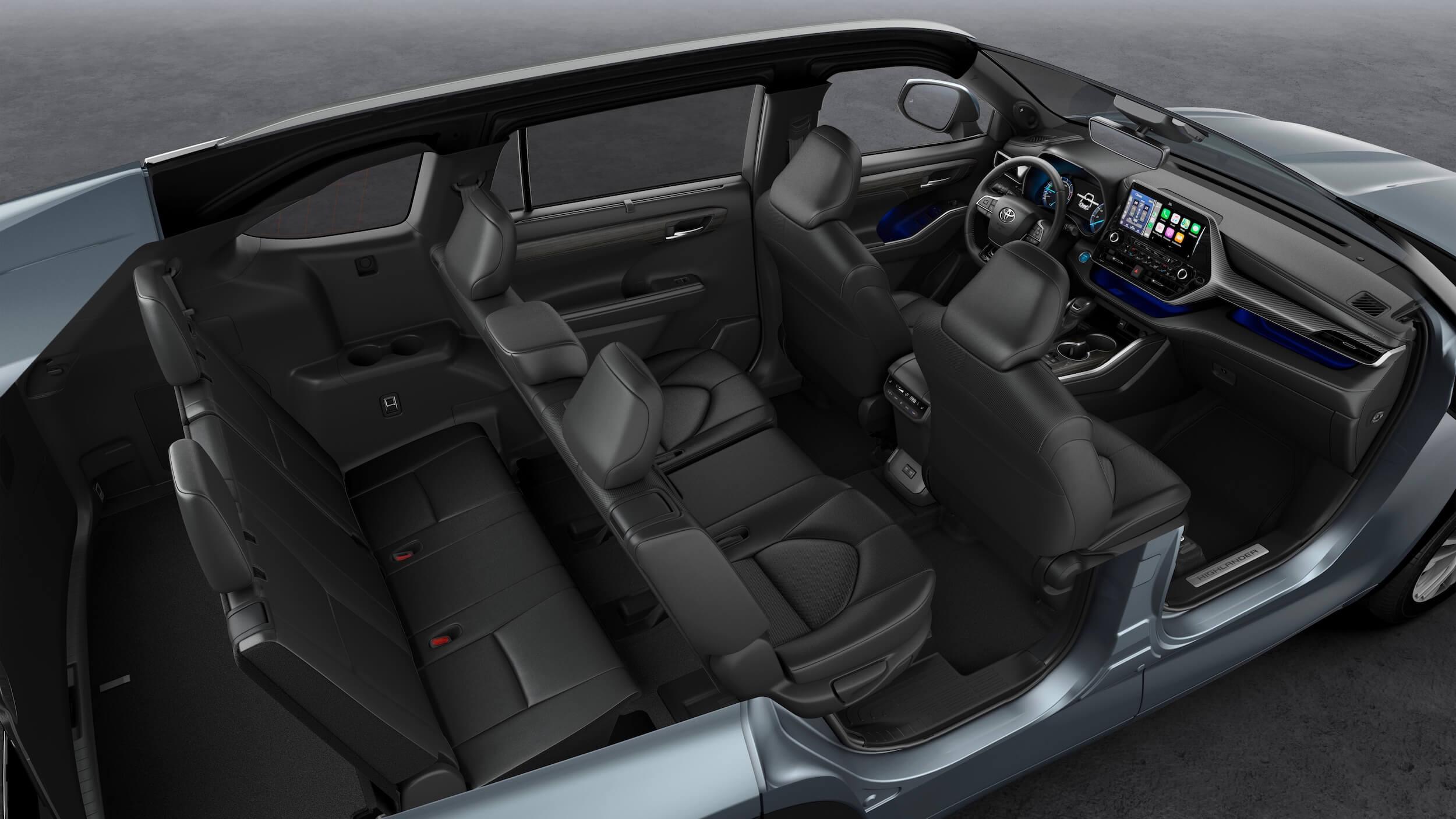 Toyota Highlander 7 zitplaatsen