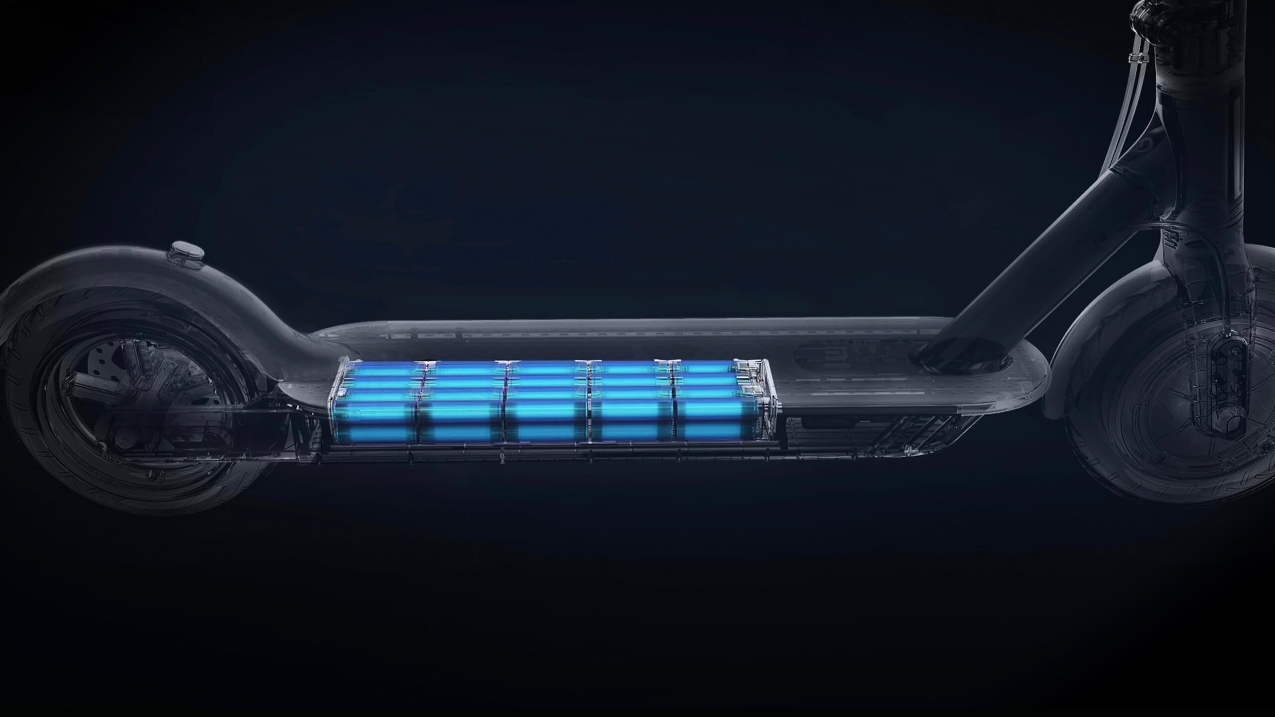 Xiaomi M365 Pro batterij