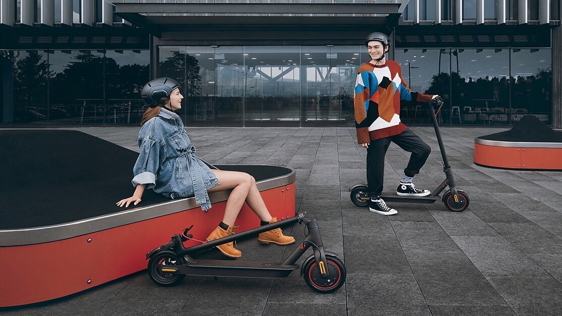 Xiaomi M365 Pro scooters