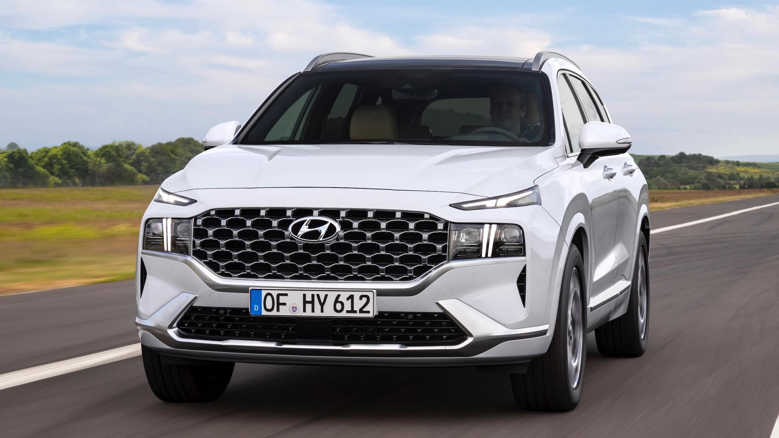 hybride Hyundai Santa Fe