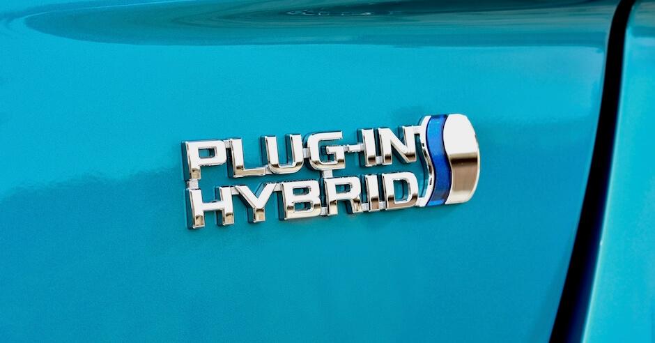 plug in hybrid logo