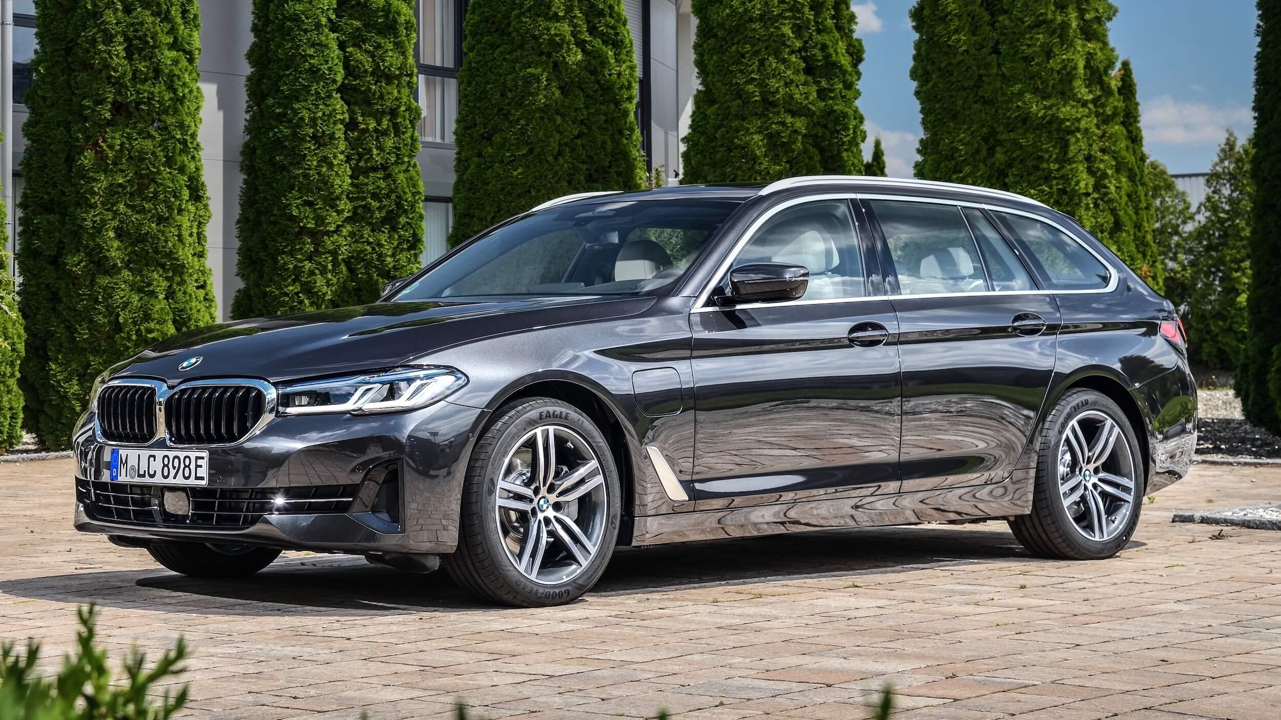 BMW 530e xDrive touring