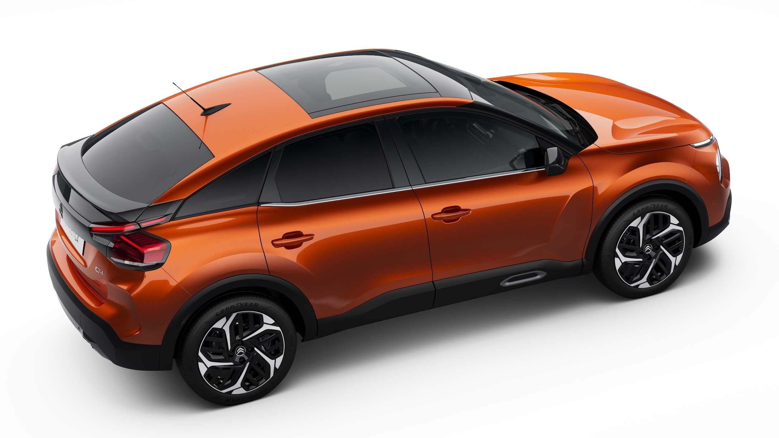 Citroën C4 elektrisch