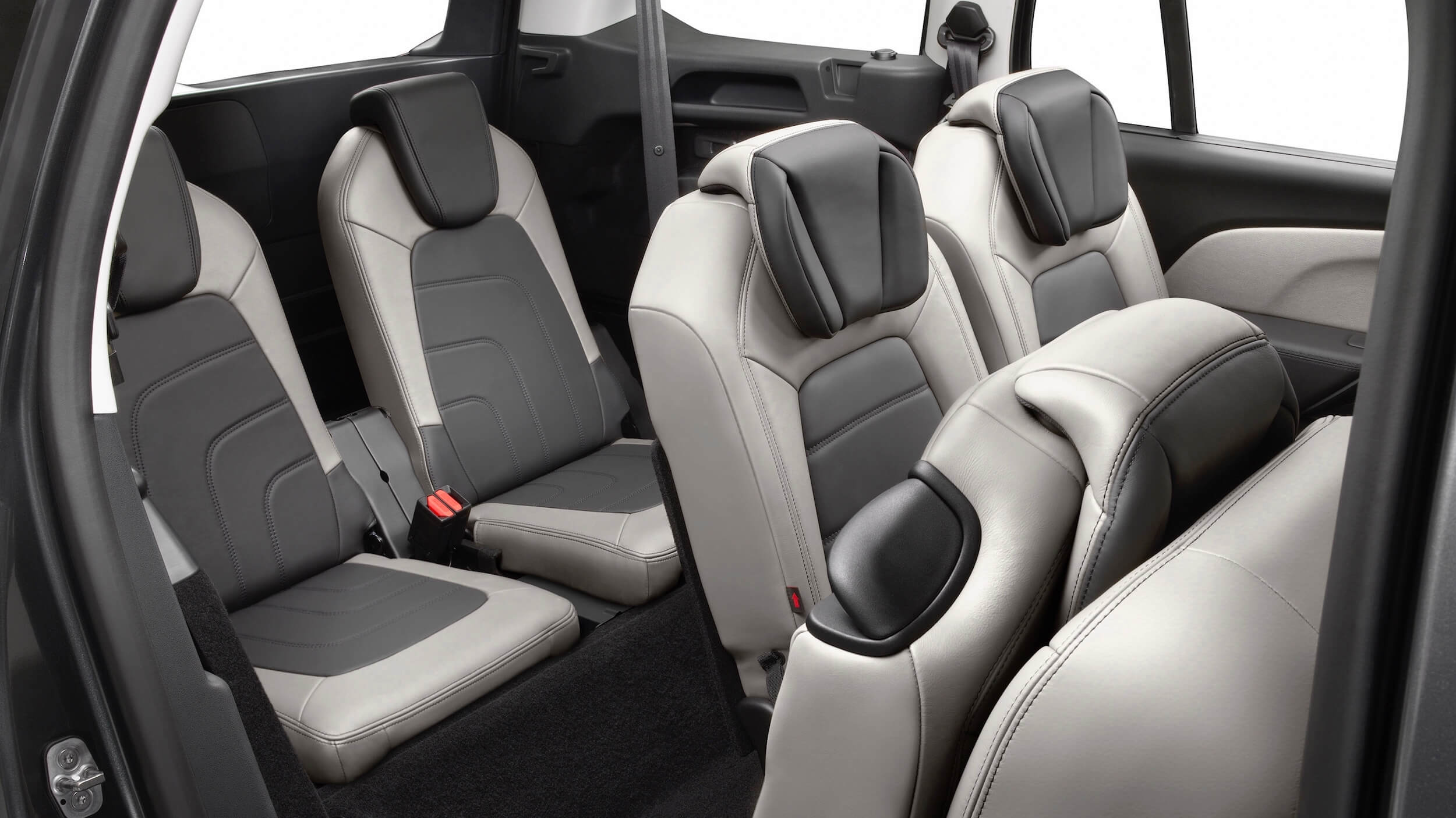 Citroën e SpaceTourer zitplaatsen