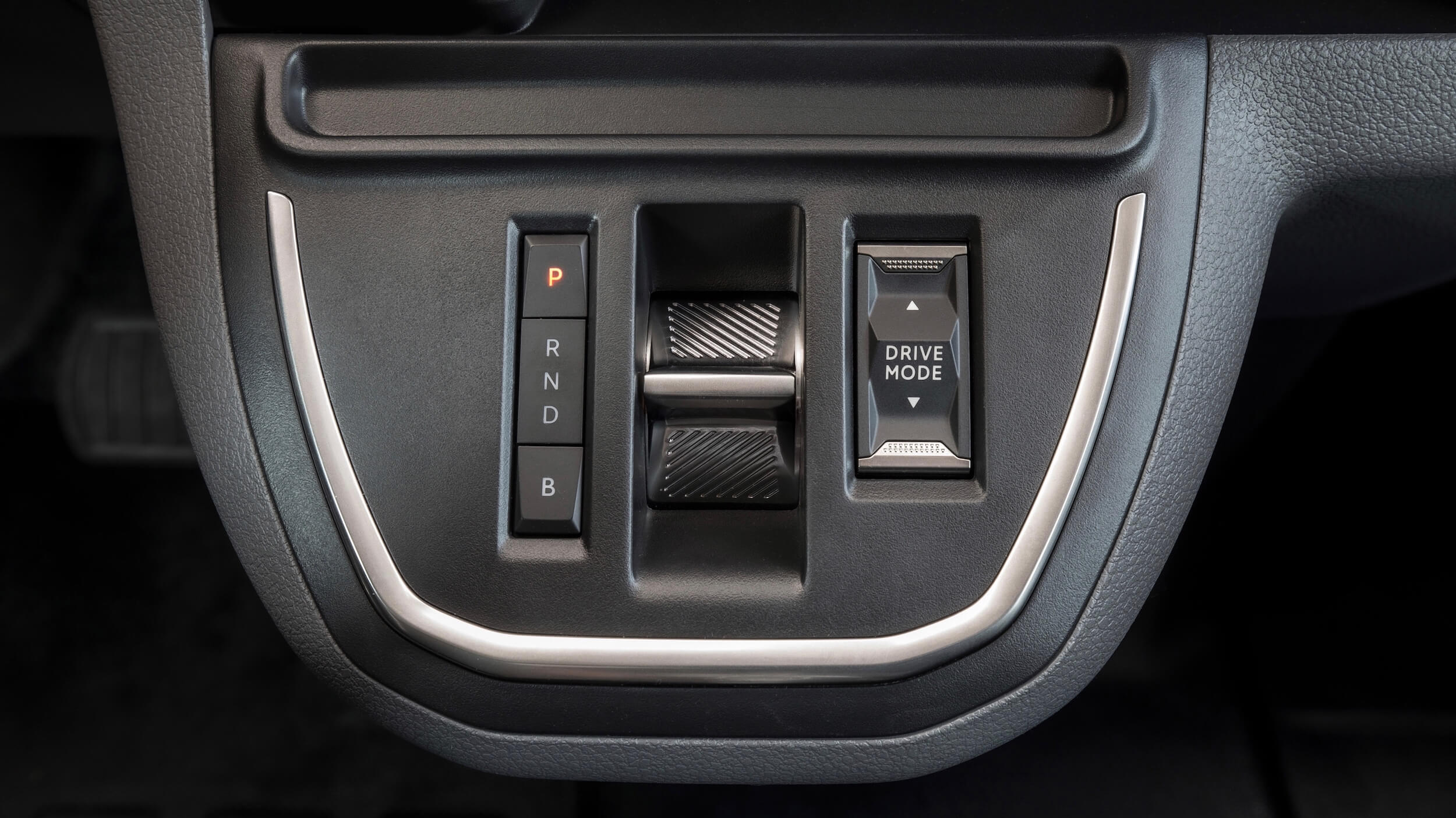 Elektrische Opel Zafira schakelen