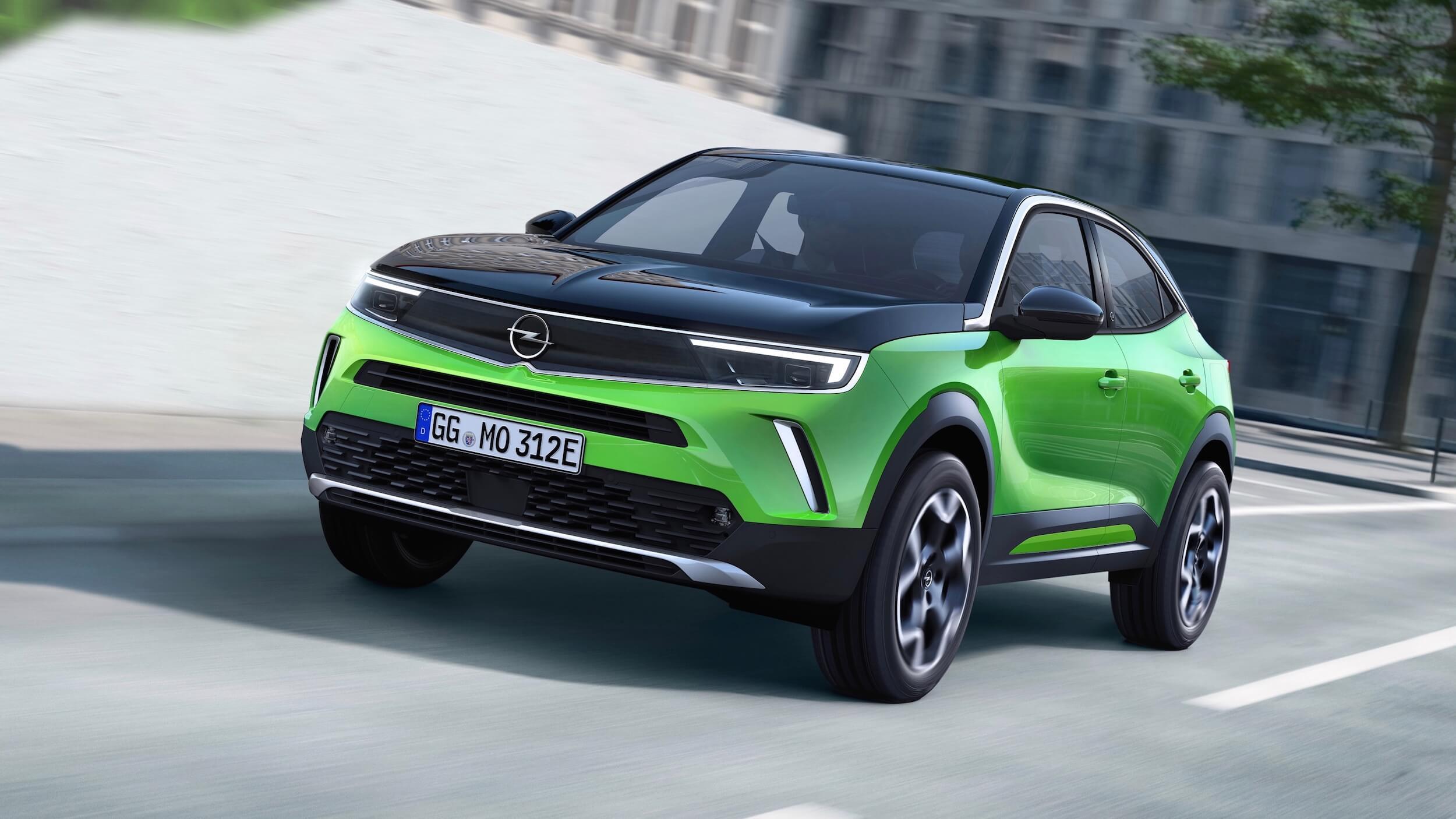 Opel Mokka e elektrisch