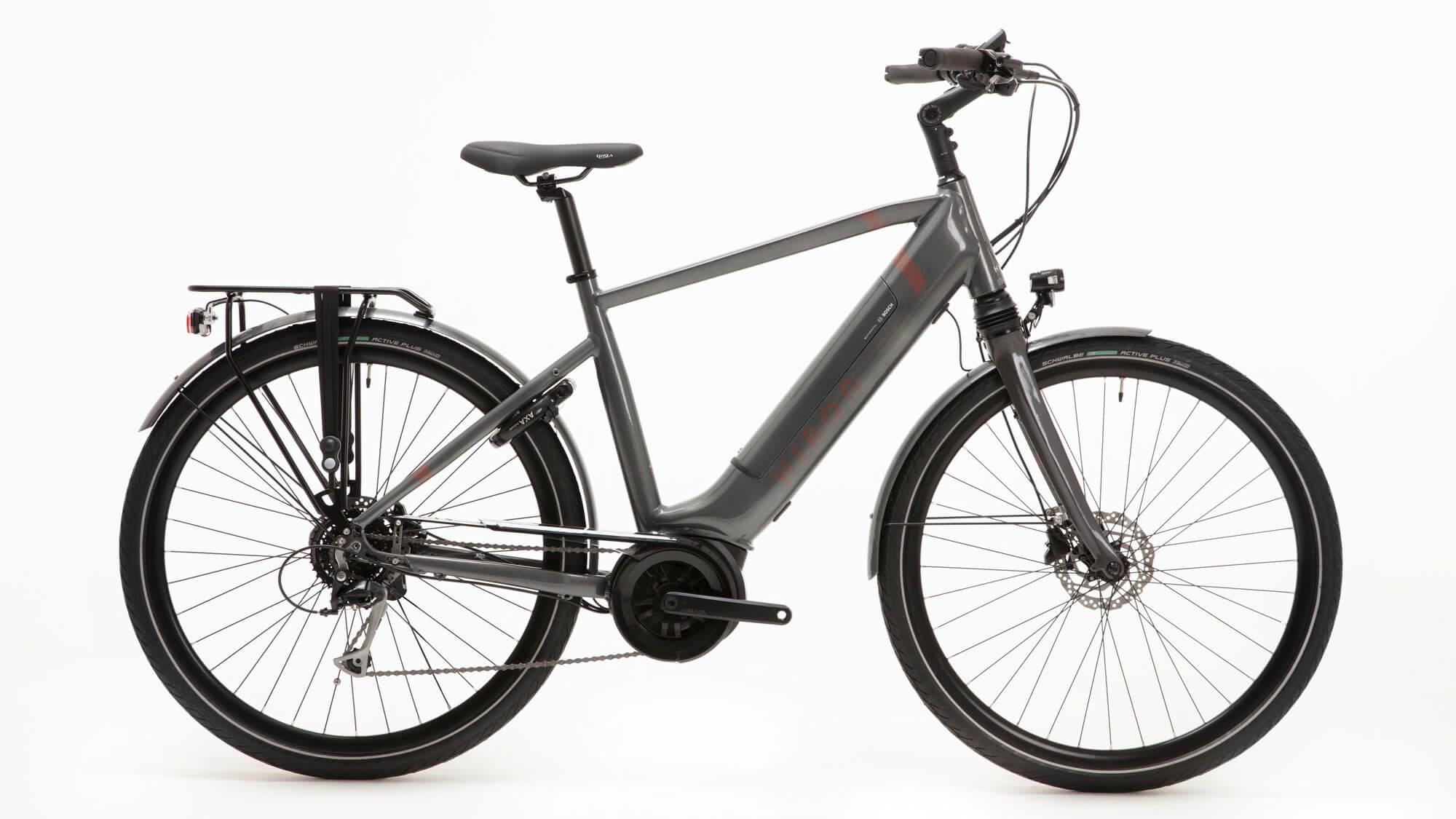 Hiron elektrische fiets Colruyt