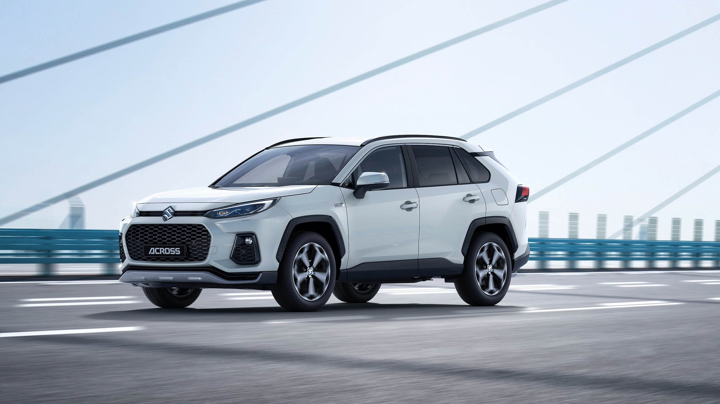 Suzuki Across Plug in Hybrid