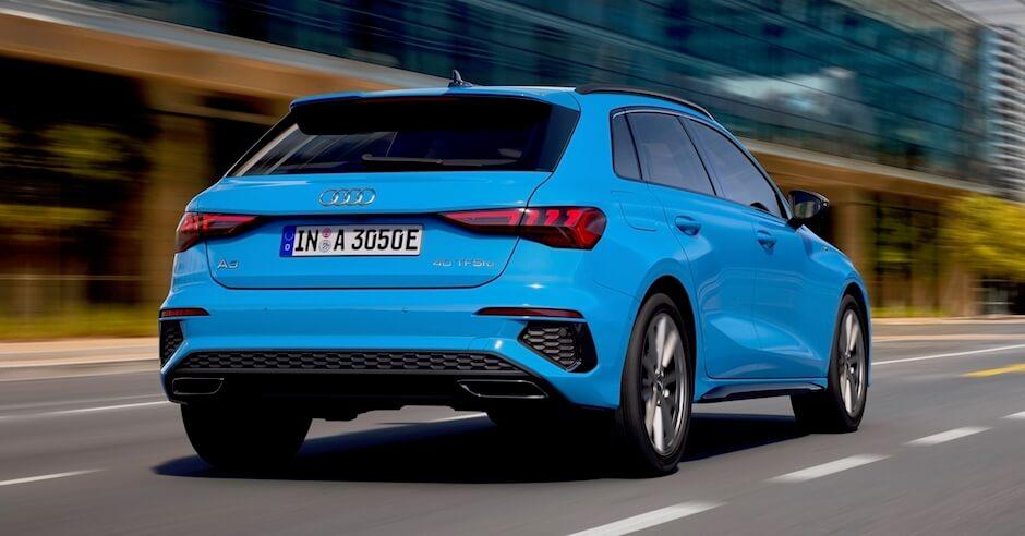 Audi A3 40 TFSI e plug in hybride