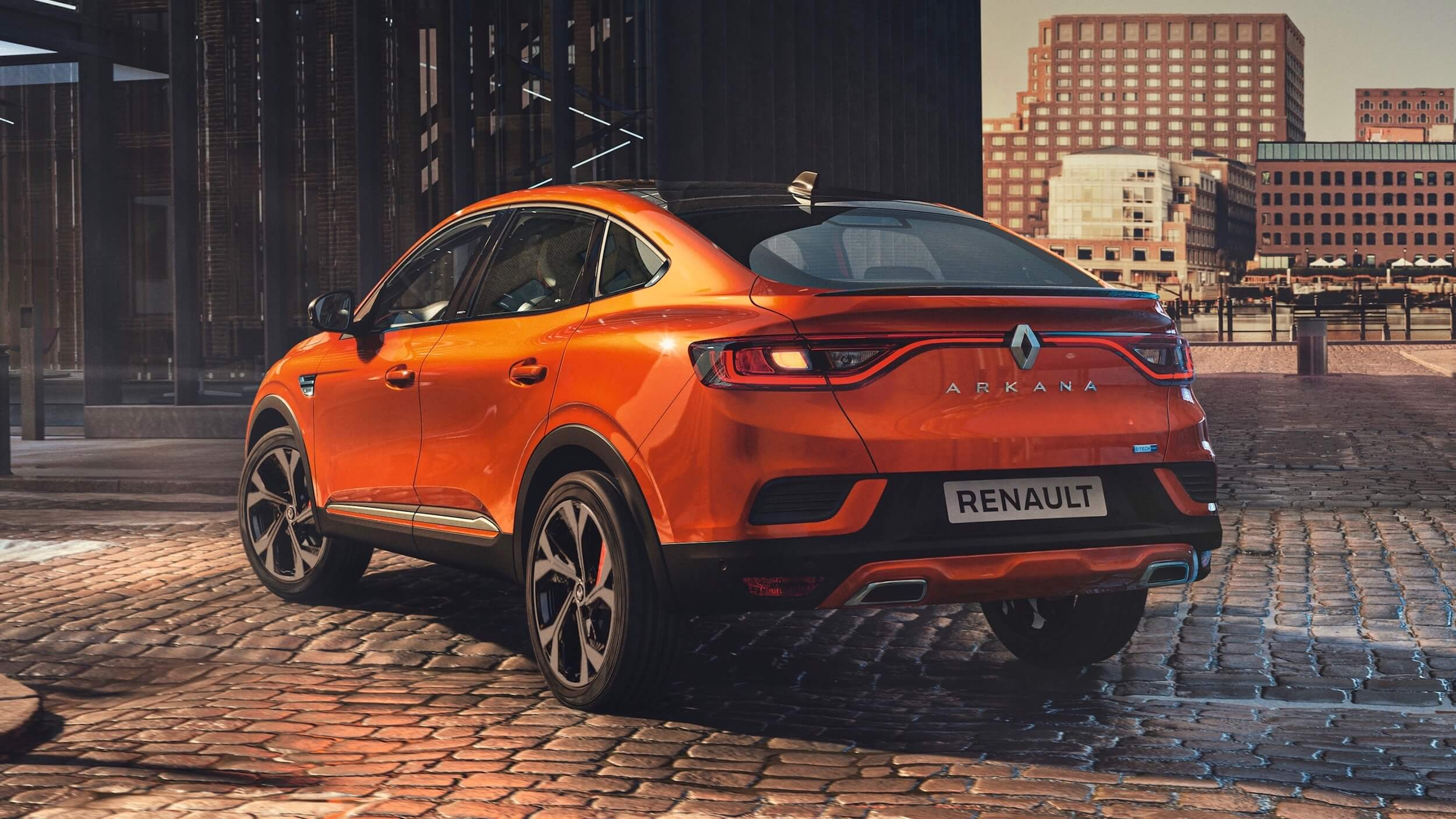 Hybride Renault Arkana RS