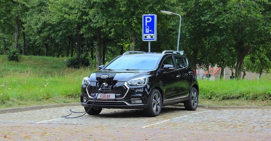 JAC iEV7s elektrische SUV
