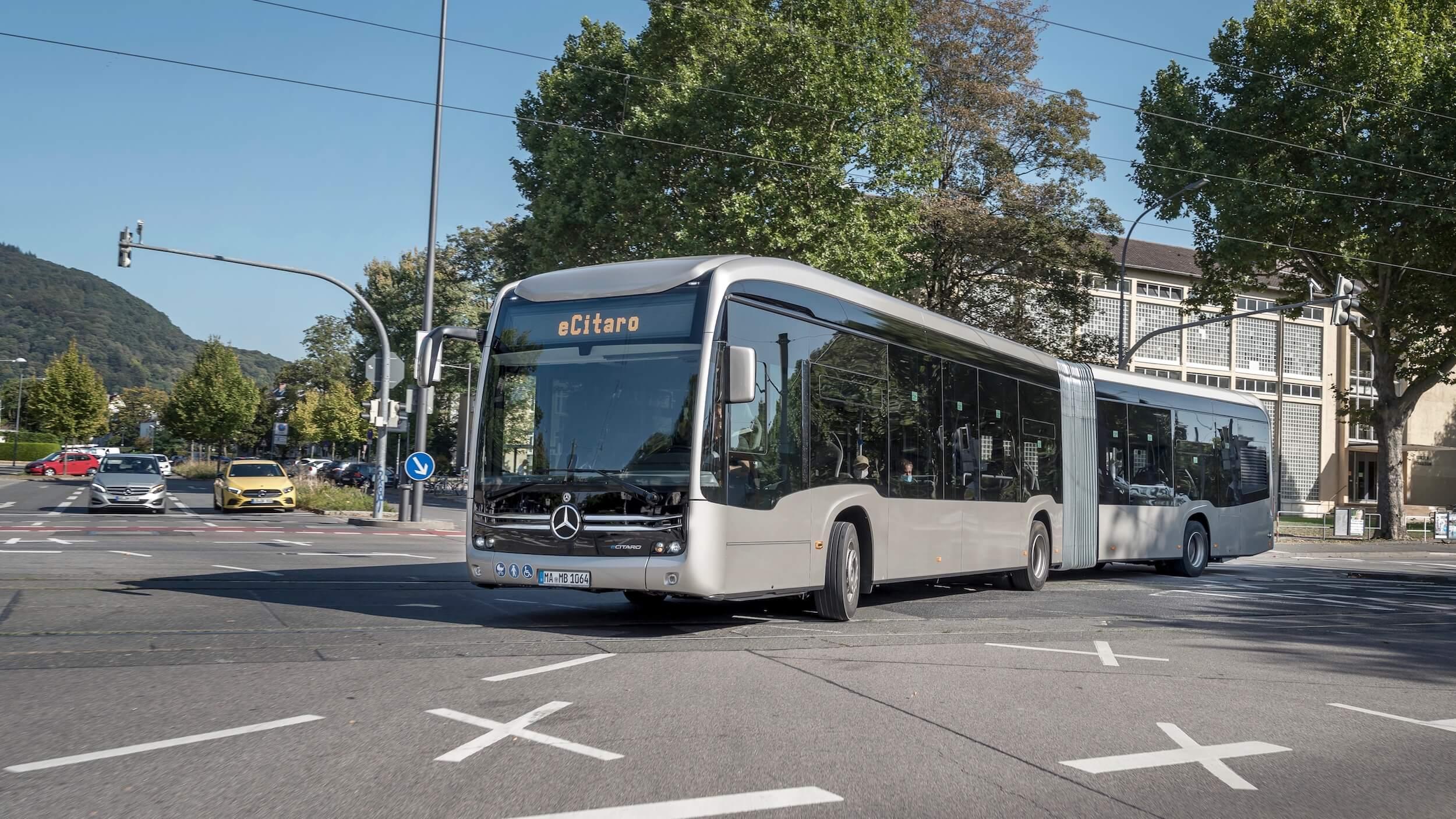 Mercedes eCitaro G 1