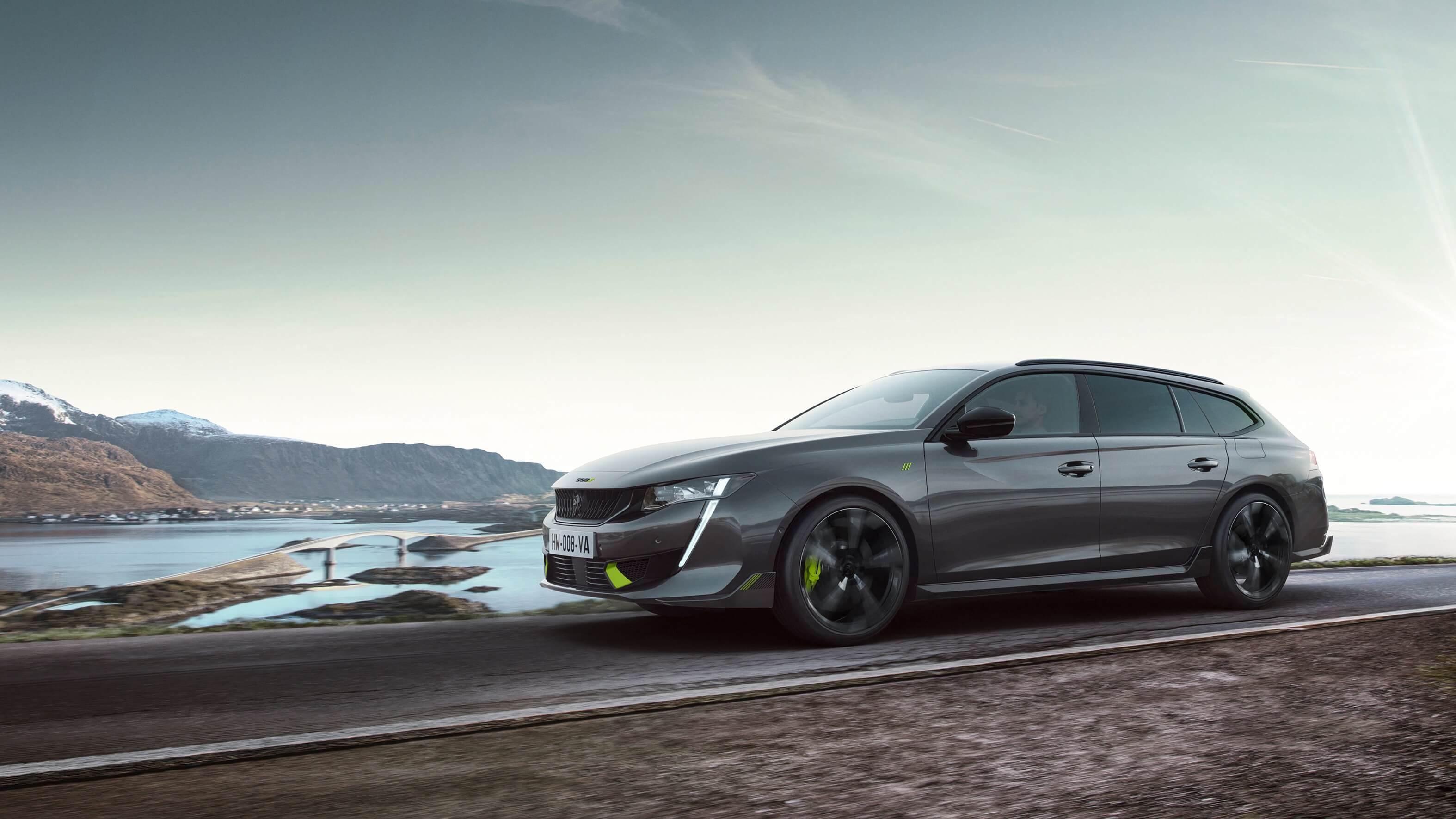 Peugeot 508 Sport Engineered break