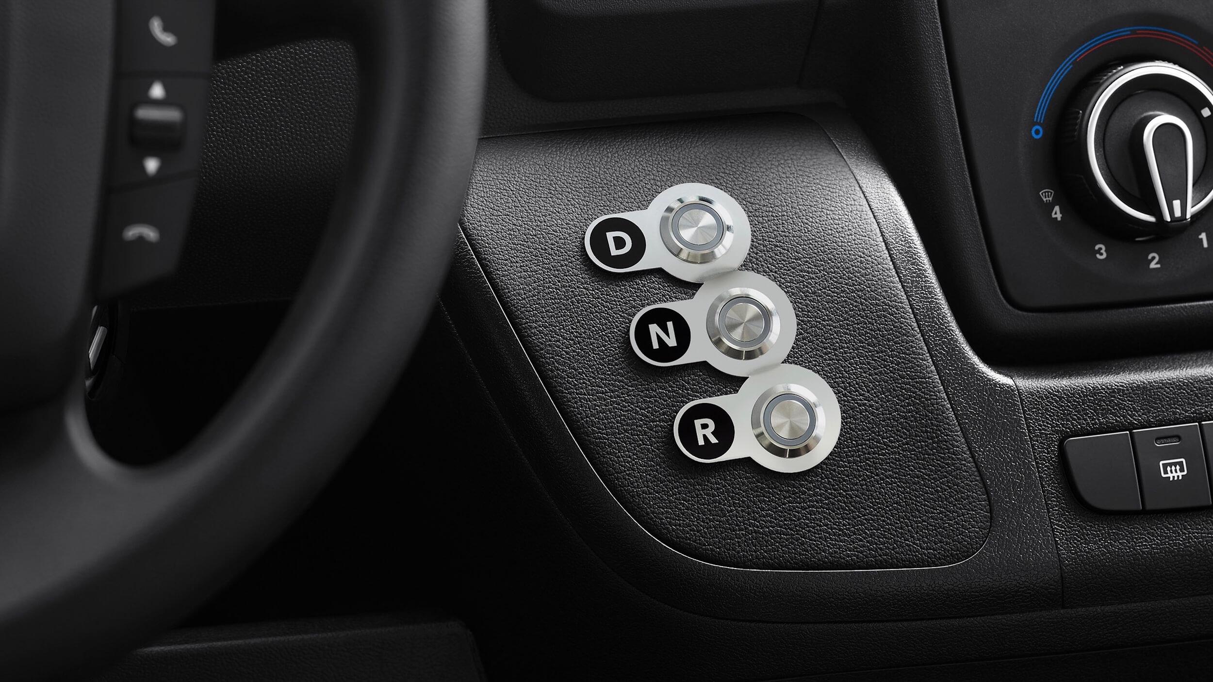 Peugeot e Boxer gearbox