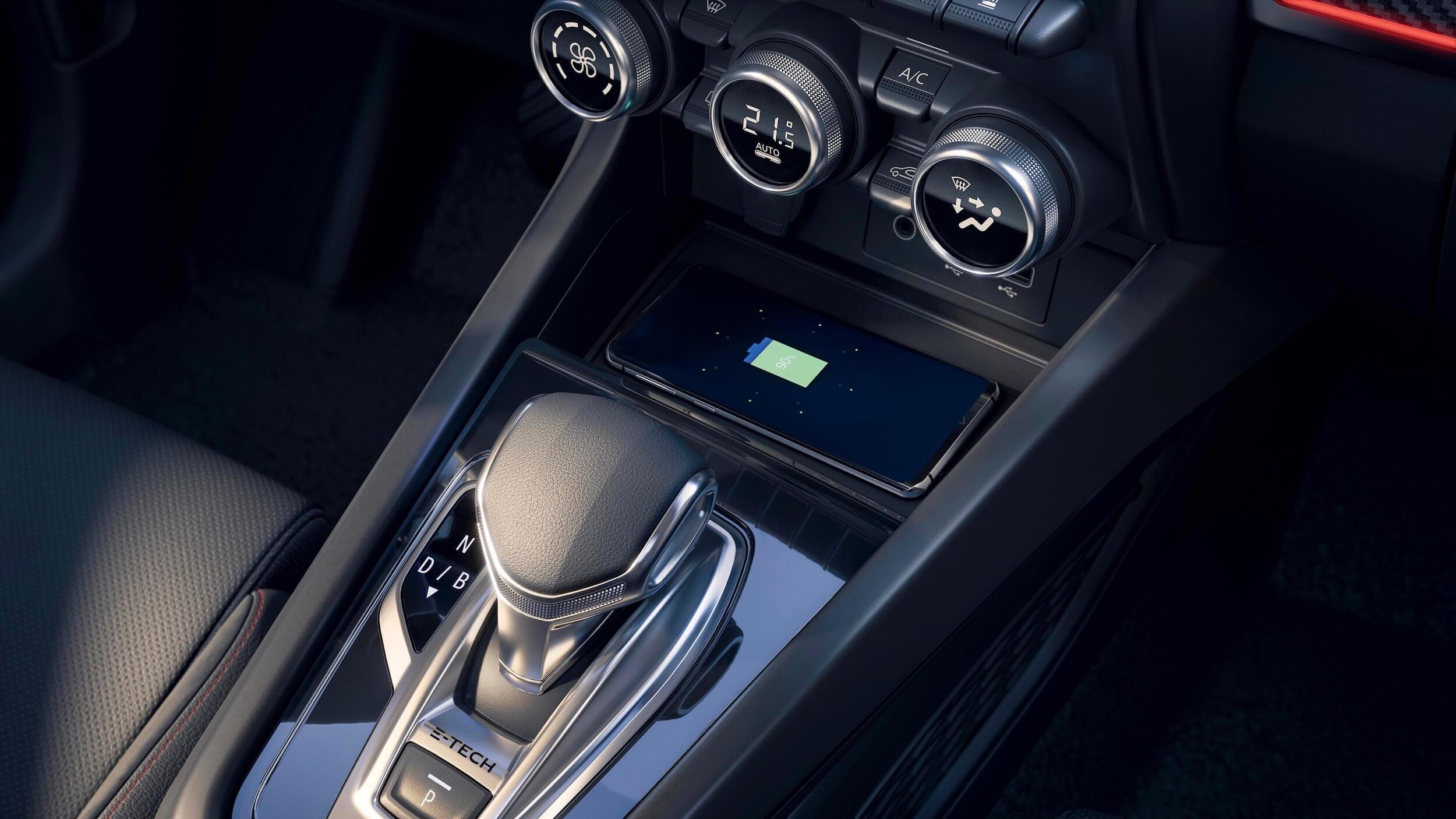 Renault Arkana gearbox