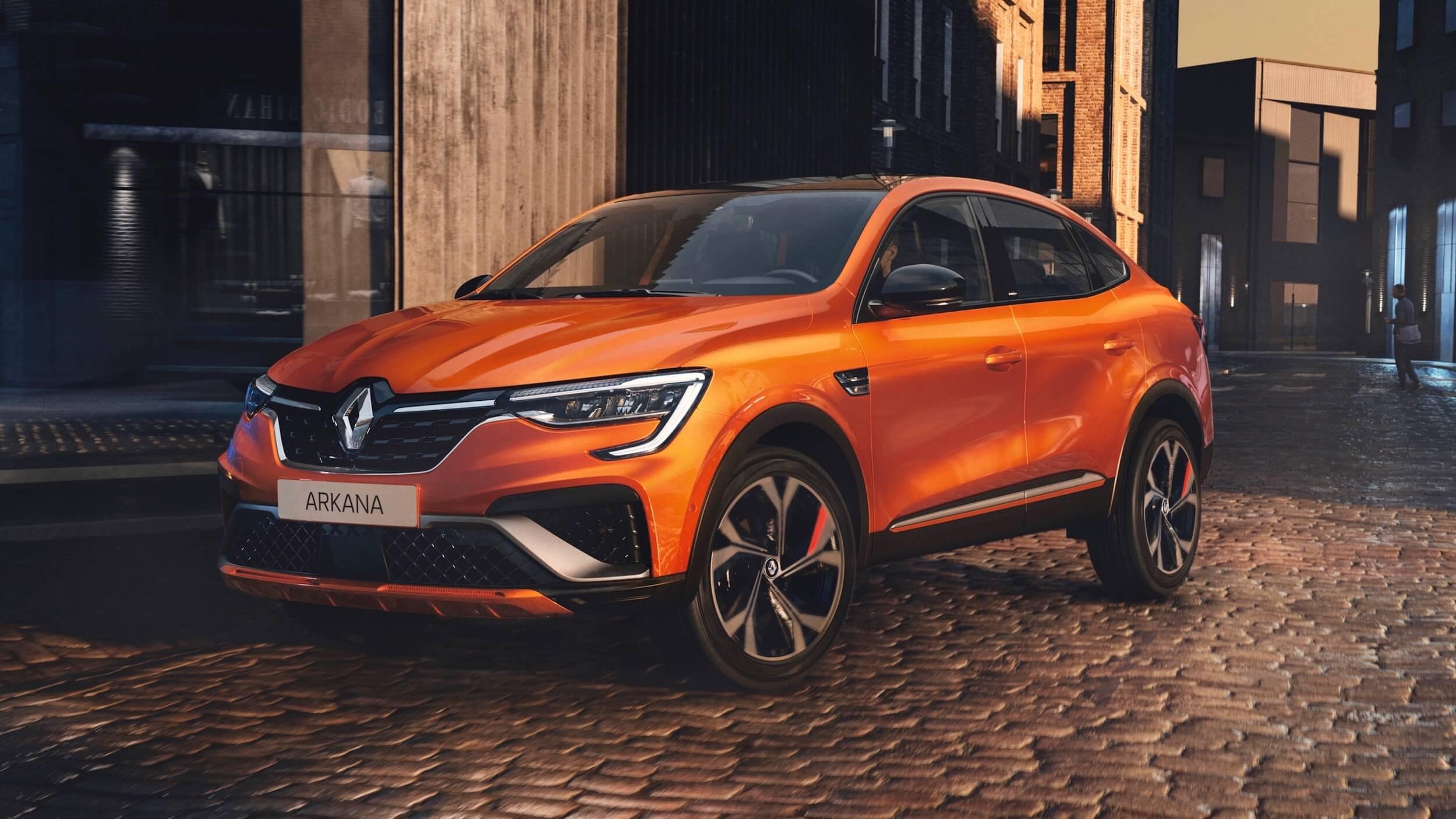 Renault Arkana hybride