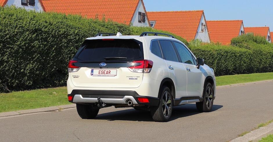 Subaru Forester e Boxer hybride