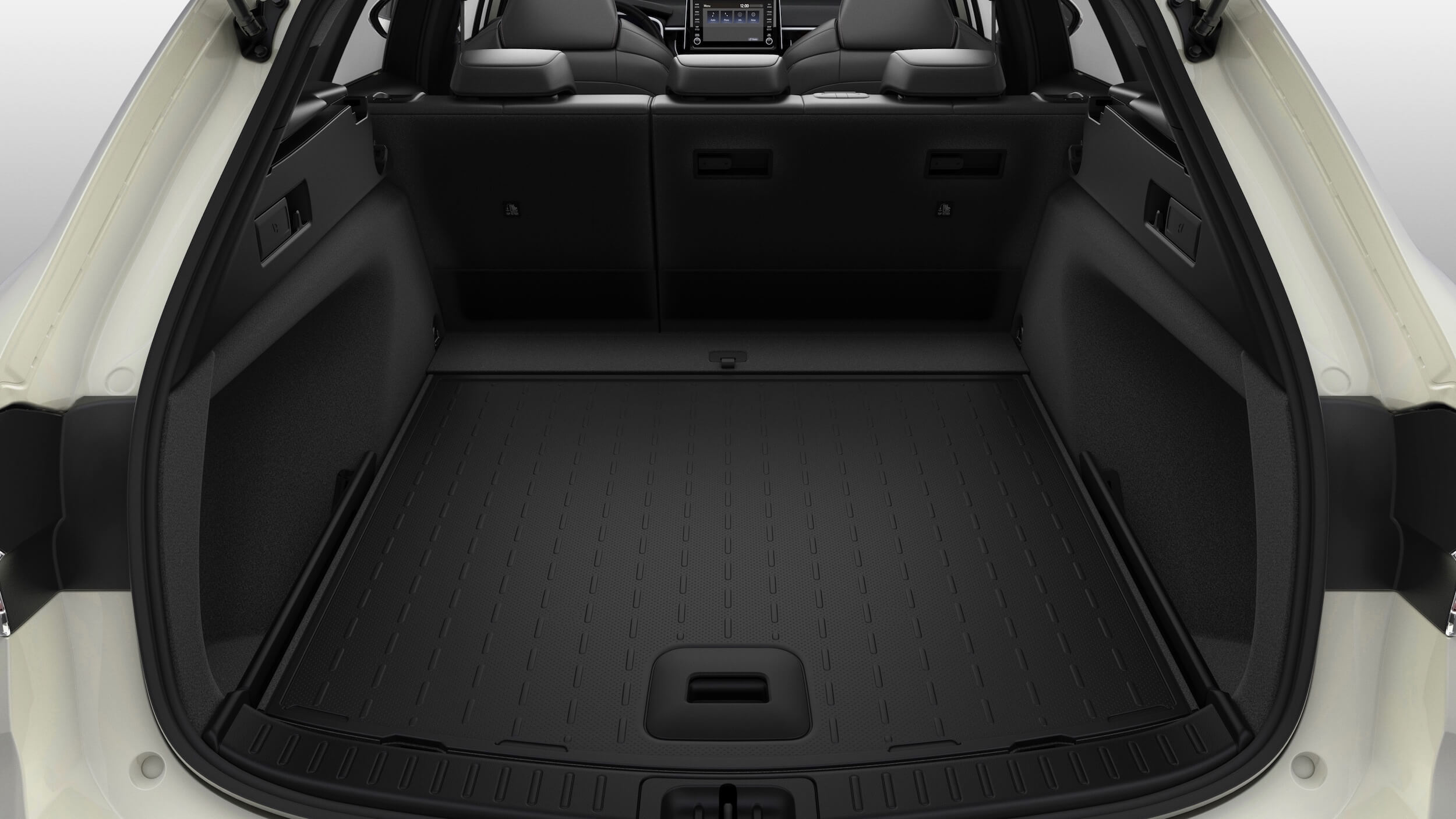 Suzuki Swace hybride koffer
